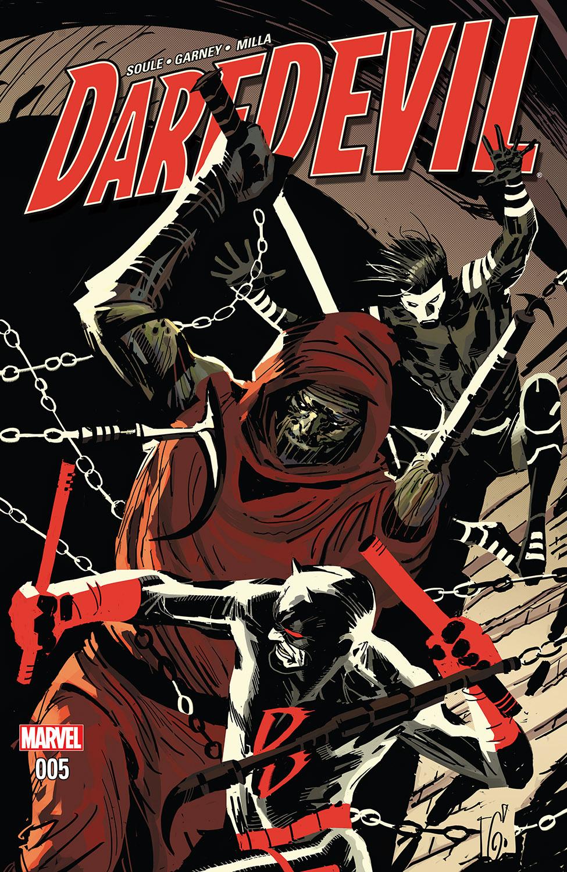 Daredevil (2015) #5
