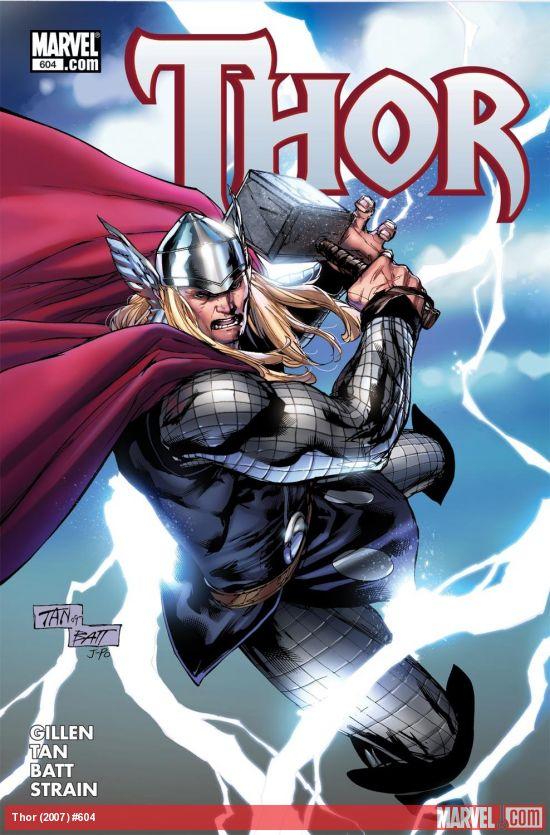 Thor (2007) #604