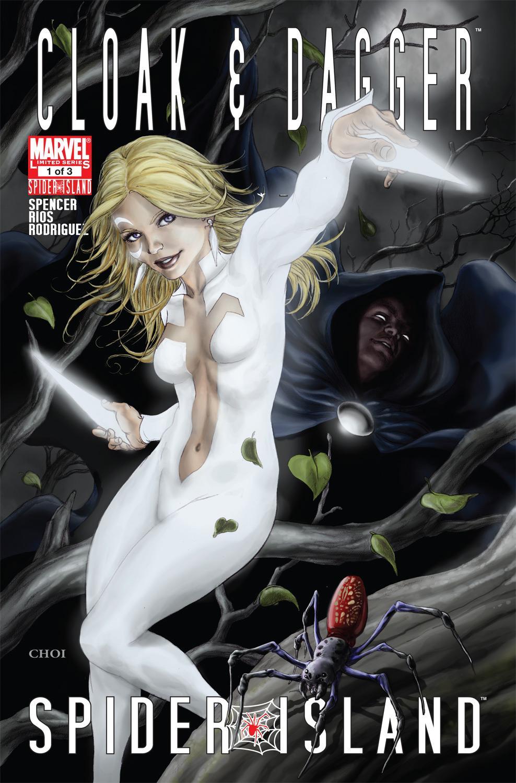 Spider-Island: Cloak & Dagger (2011) #1