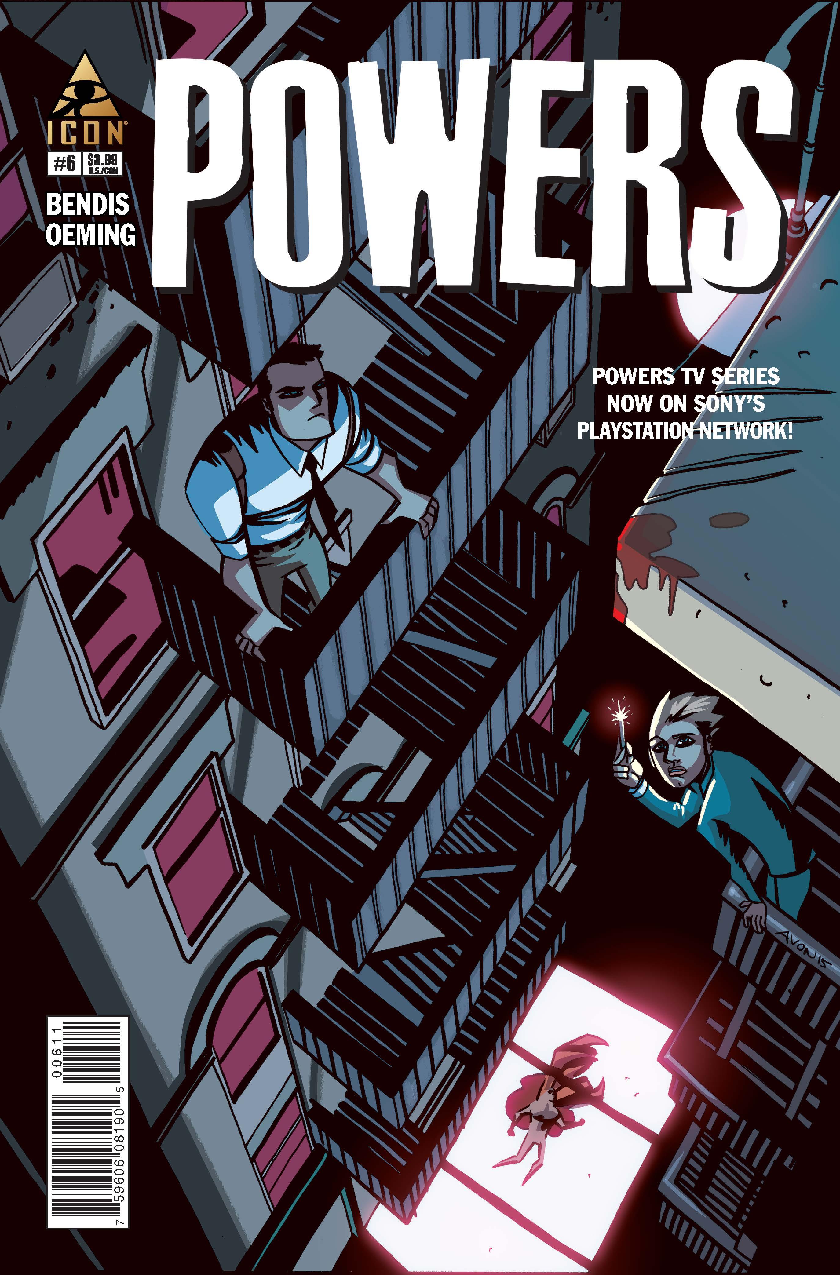 Powers (2015) #6