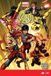 Avengers (2012) #11