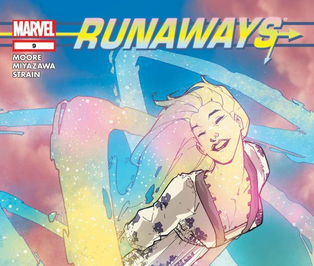 Runaways (2008) #9