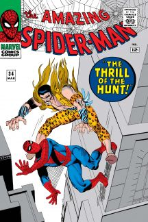 The Amazing Spider-Man (1963) #34