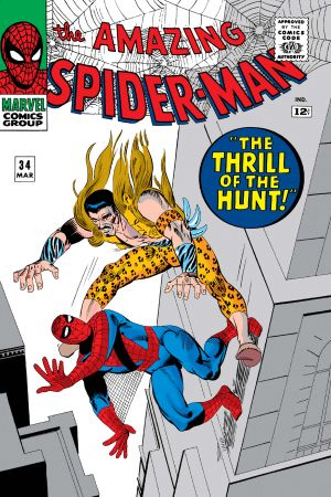 The Amazing Spider-Man #34