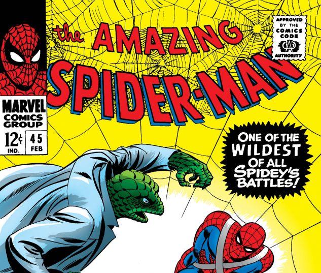 Amazing Spider-Man (1963) #45