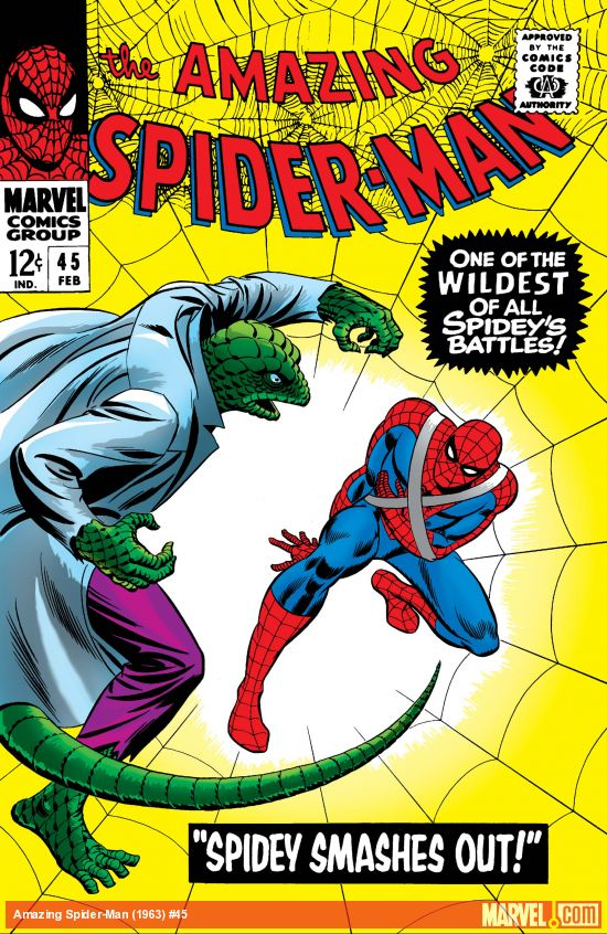 The Amazing Spider-Man (1963) #45