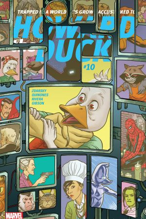 Howard the Duck (2015) #10