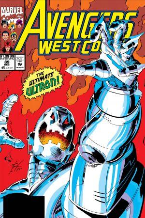 Avengers West Coast #89