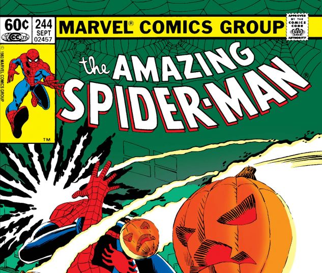 Amazing Spider-Man (1963) #244