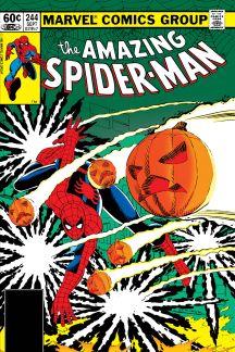 The Amazing Spider-Man (1963) #244