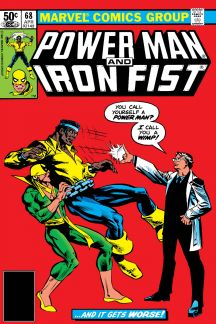Power Man and Iron Fist (1978) #68