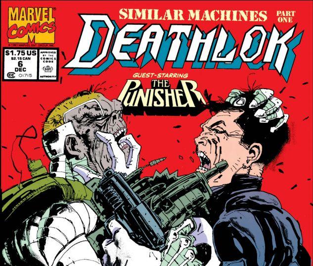 Deathlok (1991) #6
