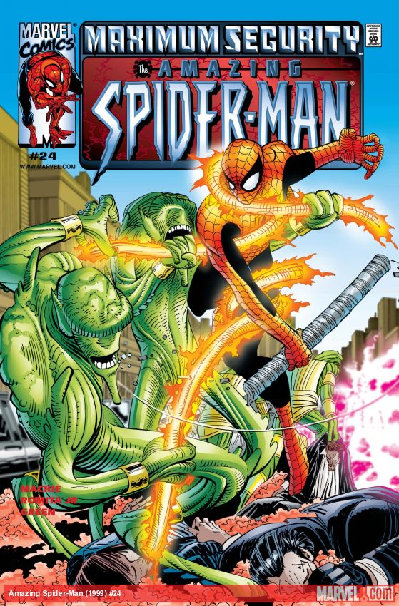 Amazing Spider-Man (1999) #24