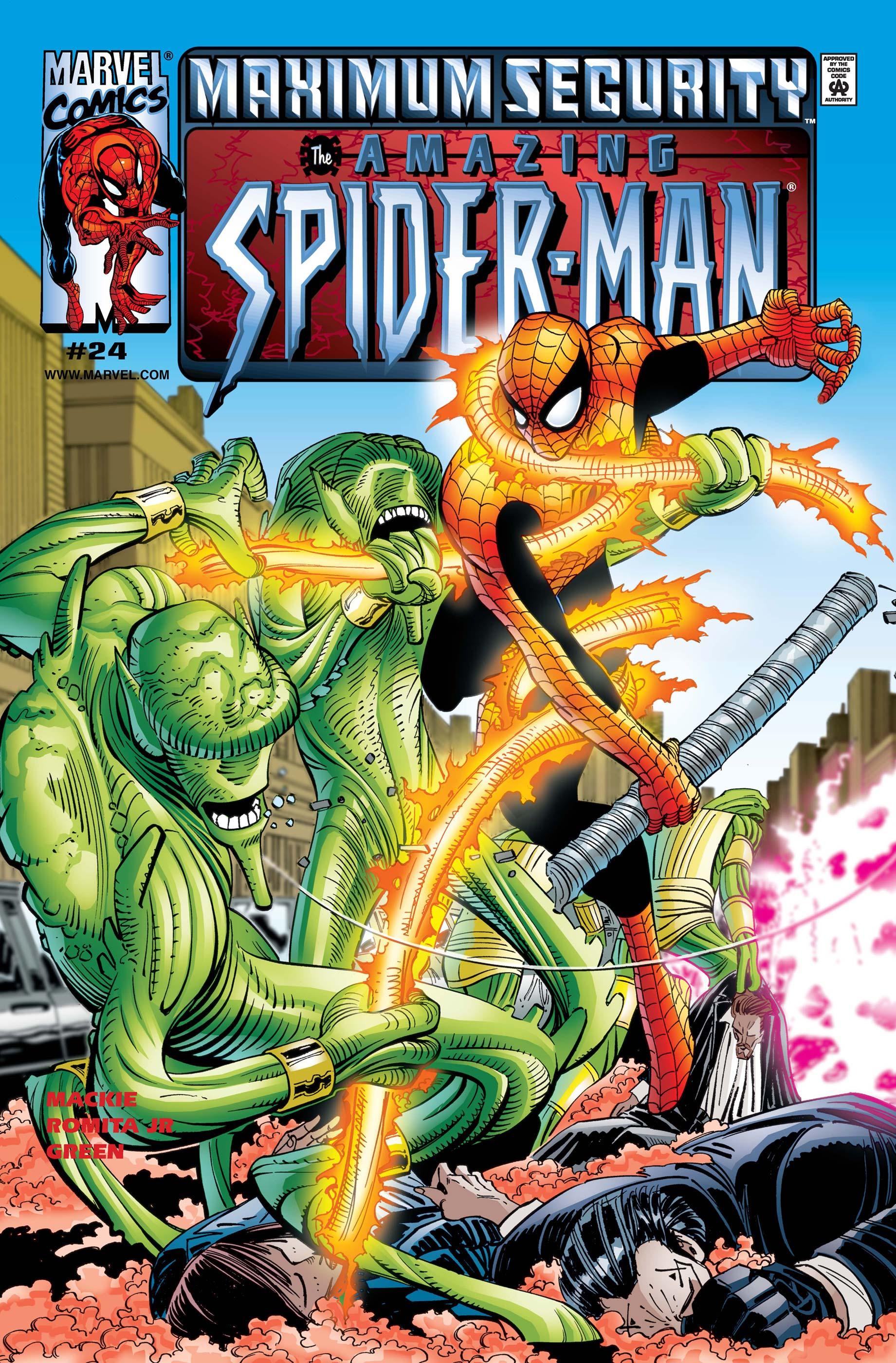 Amazing Spider-Man (1999) #24