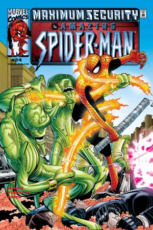 Amazing Spider-Man #24