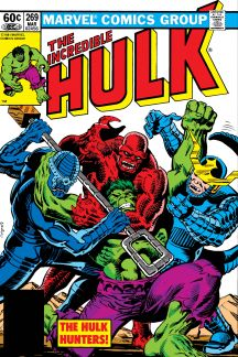 Incredible Hulk (1962) #269