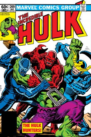Incredible Hulk (1962) #269