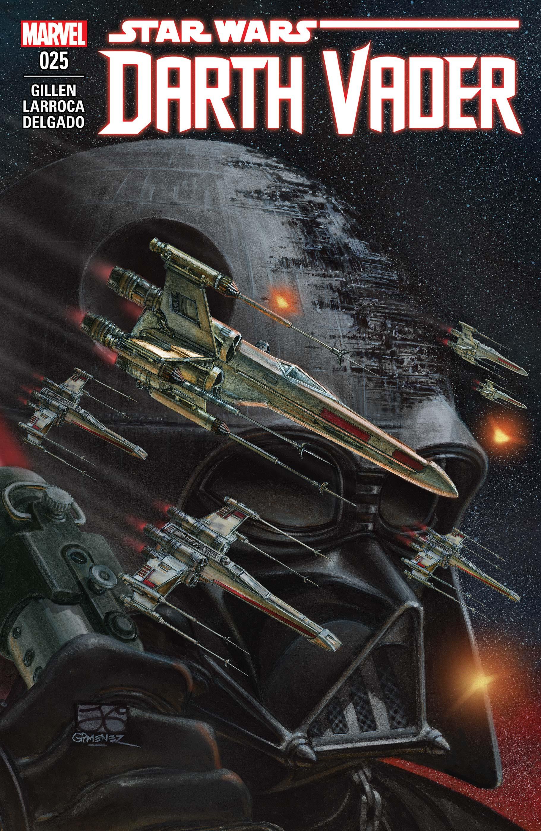 Darth Vader (2015) #25