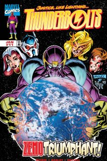 Thunderbolts (1997) #11