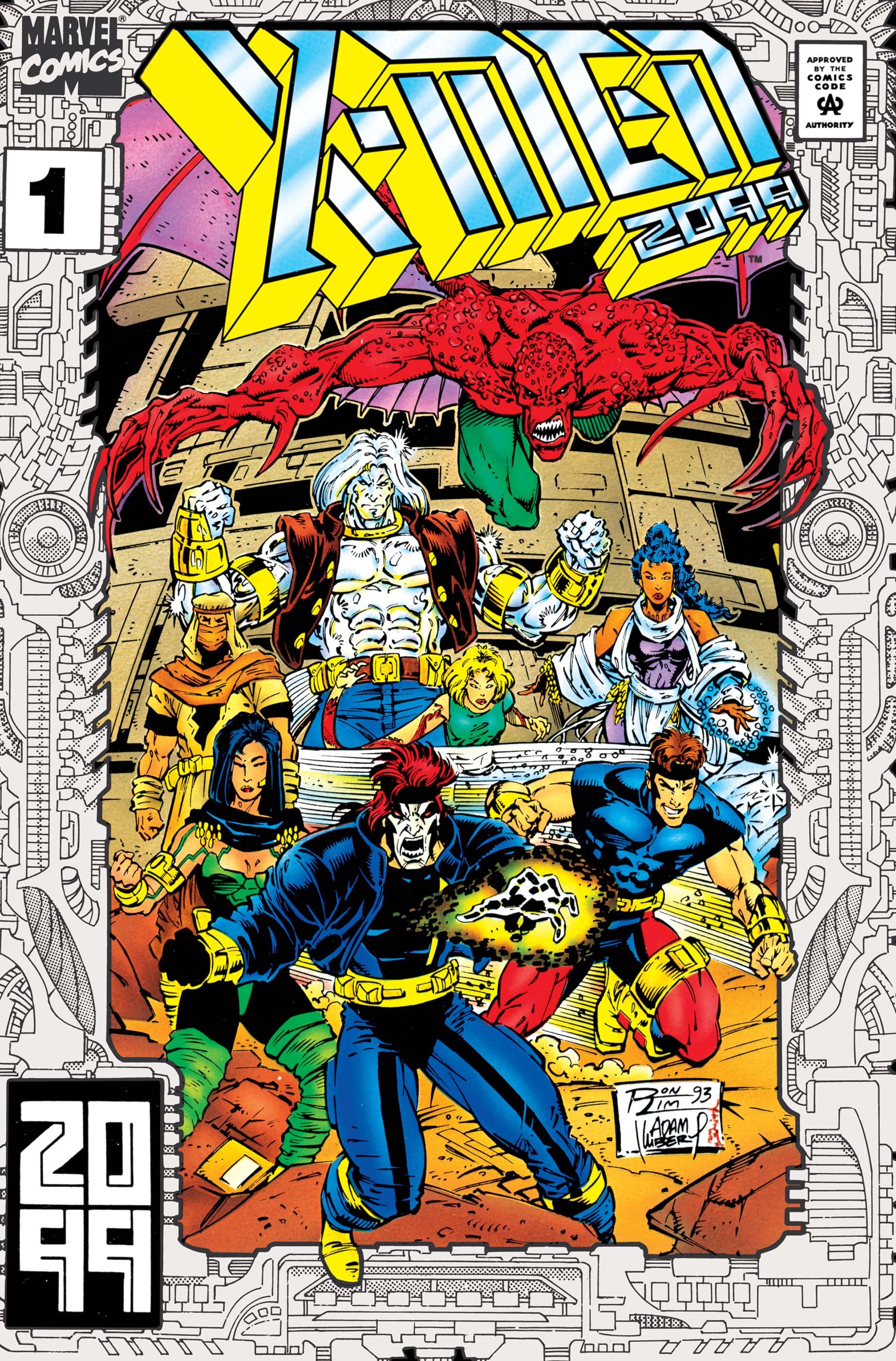 X-Men 2099 (1993) #1