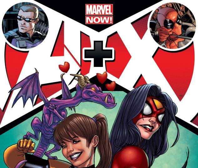 A+X (2012) #8