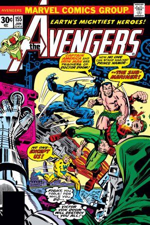 Avengers (1963) #155