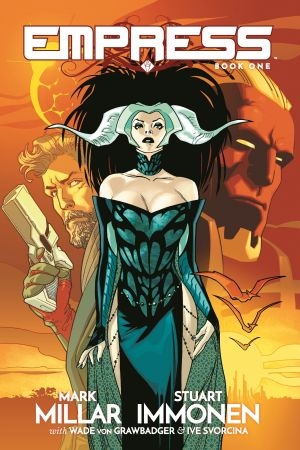 Empress Book One (Hardcover)