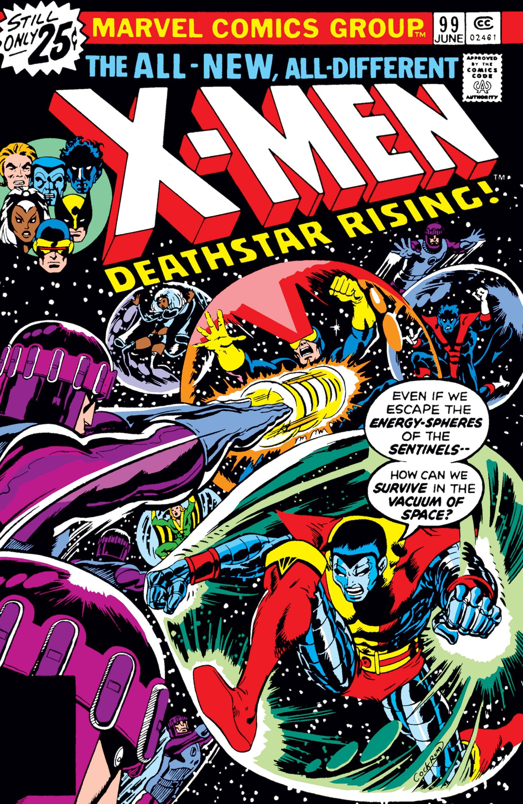 Uncanny X-Men (1963) #99