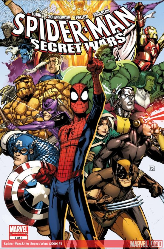Spider-Man & the Secret Wars (2009) #1