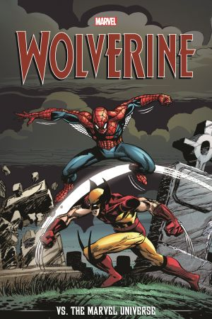 Wolverine Vs. The Marvel Universe (Trade Paperback)