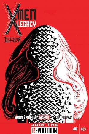 X-Men Legacy (2012) #3