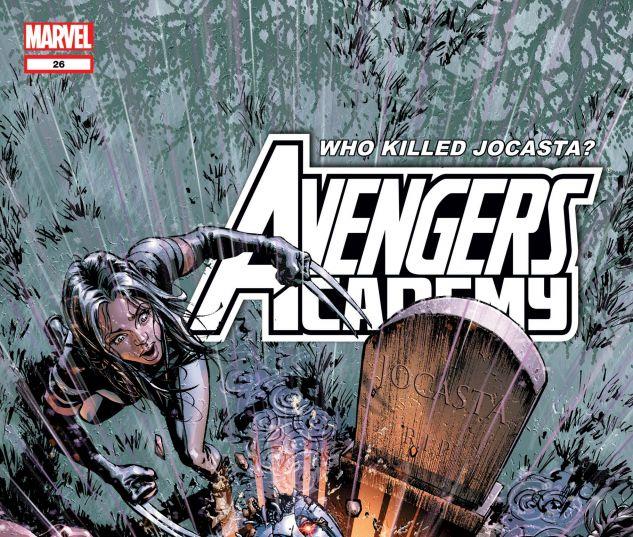 AVENGERS ACADEMY (2010) #26