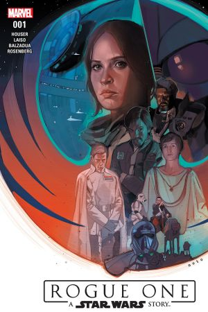 Star Wars: Rogue One Adaptation (2017) #1