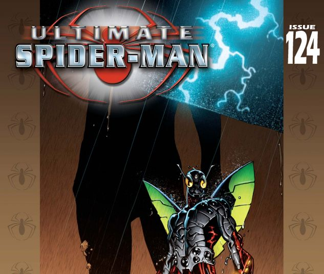ULTIMATE SPIDER-MAN (2000) #124