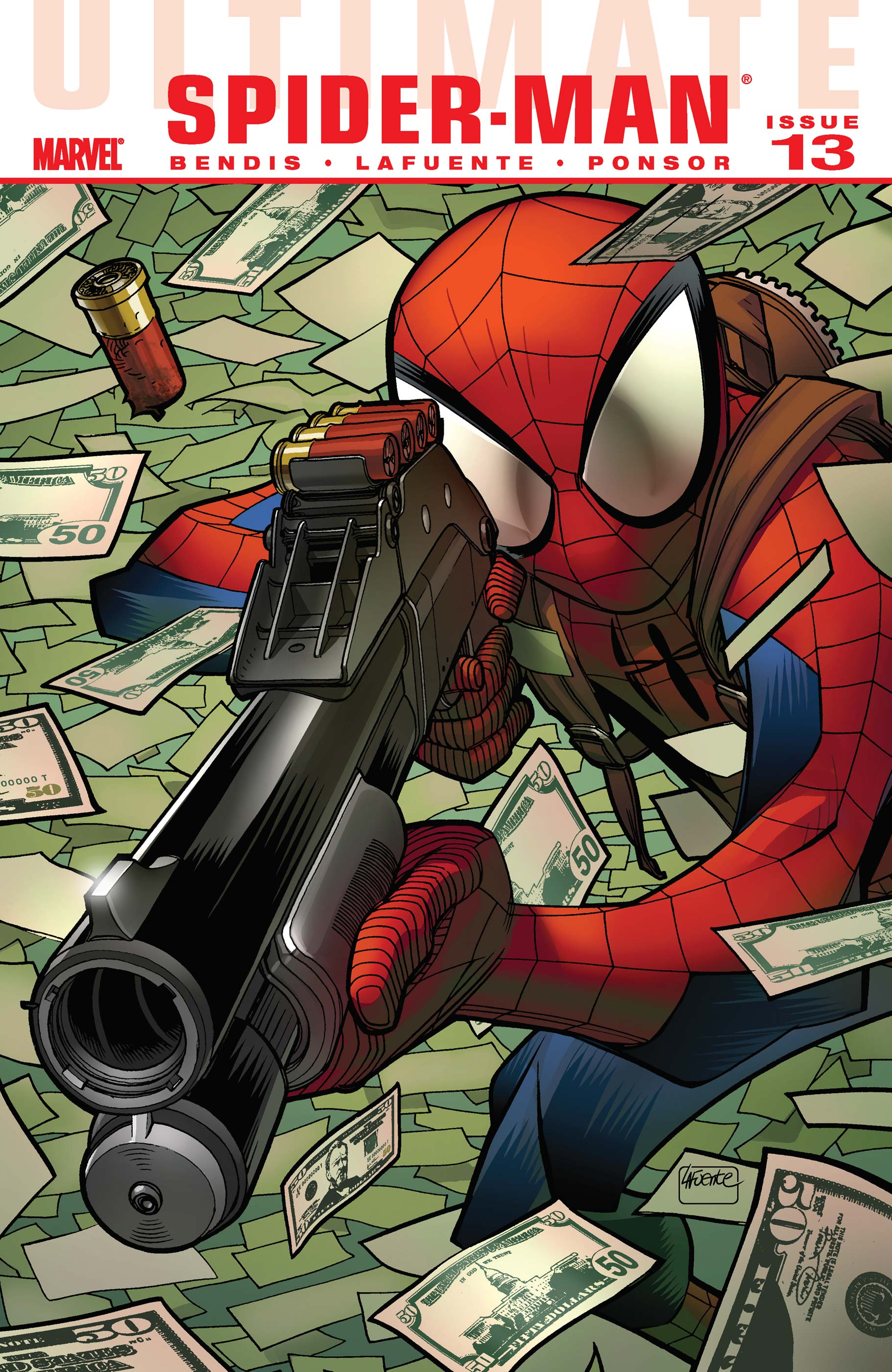 Ultimate Comics Spider-Man (2009) #13