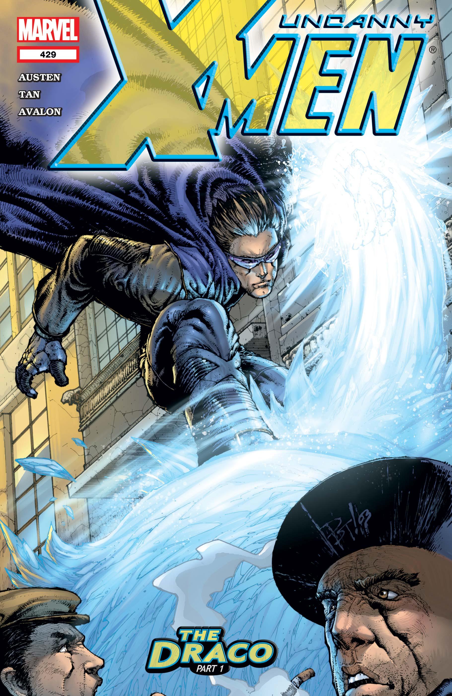 Uncanny X-Men (1963) #429