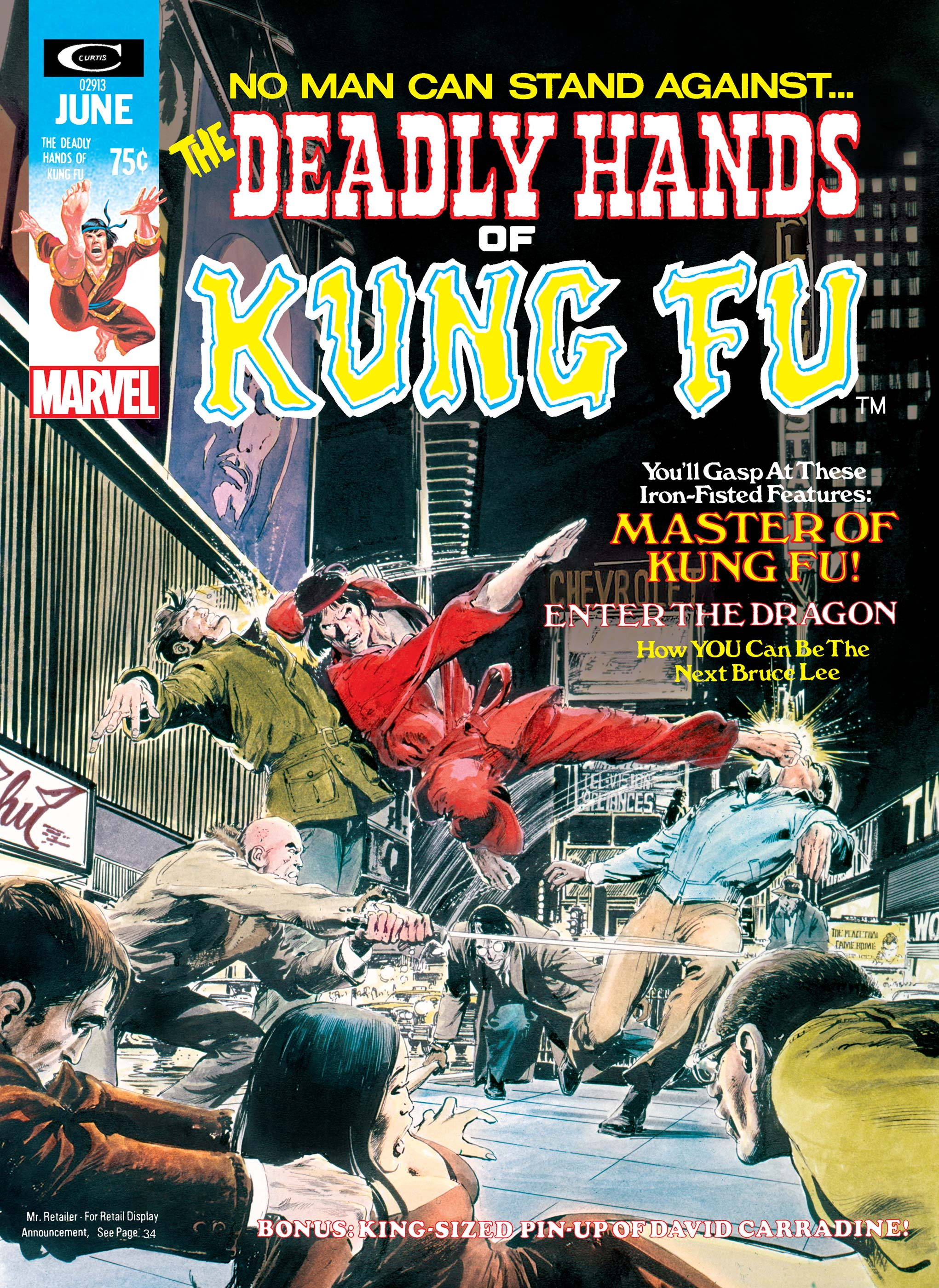 Deadly Hands of Kung Fu (1974) #2