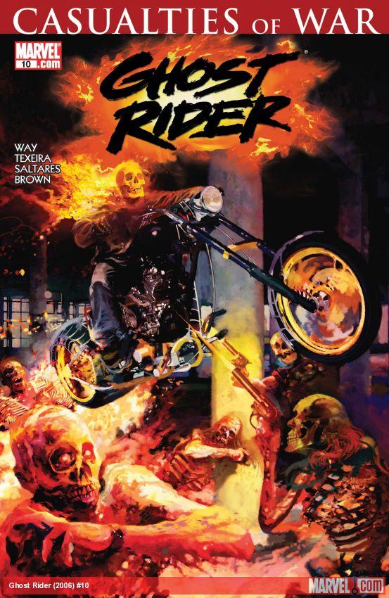 Ghost Rider (2006) #10