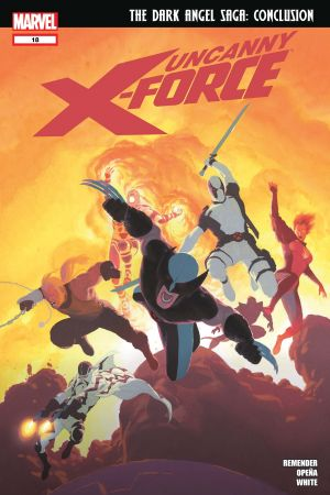 Uncanny X-Force  #18
