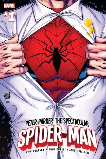 Peter Parker: The Spectacular Spider-Man (2017) #1