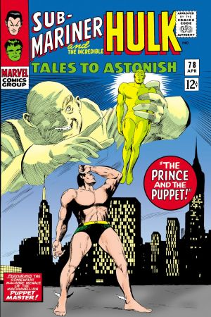 Tales to Astonish #78
