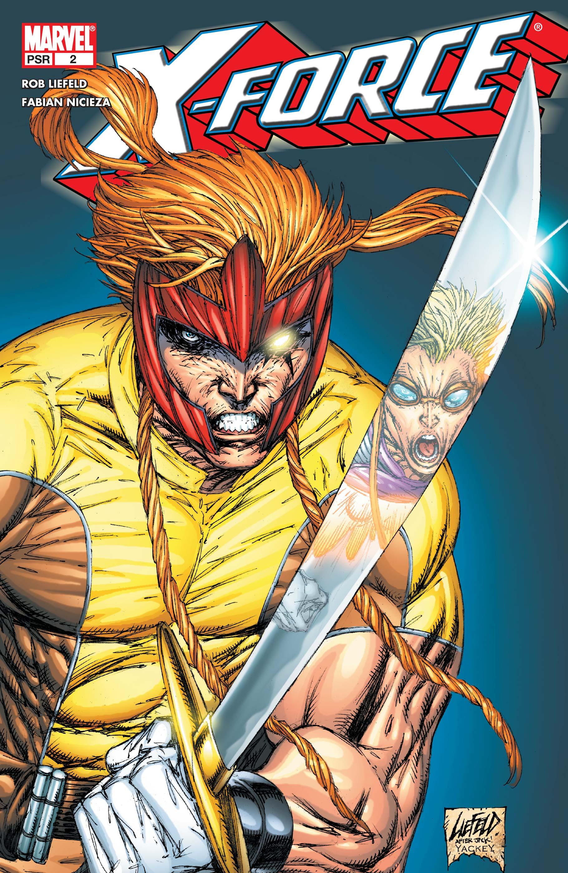 X-Force (2004) #2