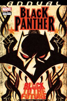Black Panther Annual (2008) #1
