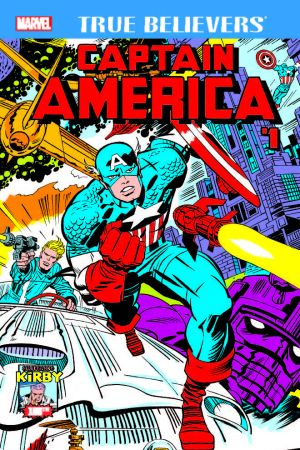 True Believers: Kirby 100th - Captain America #1