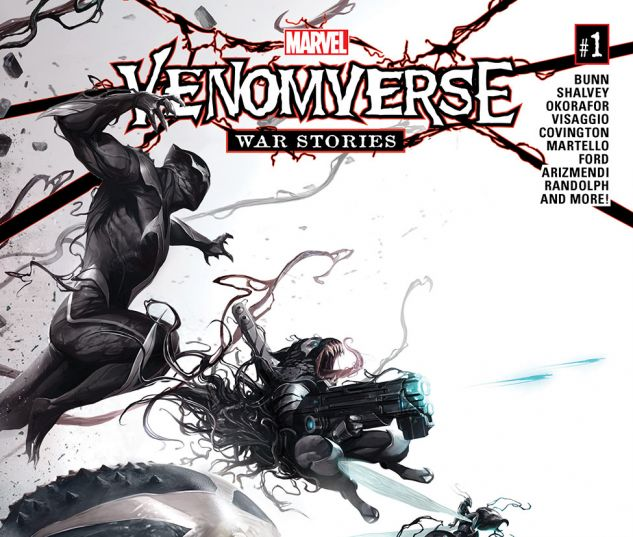cover from Venomverse: War Stories (2017) #1