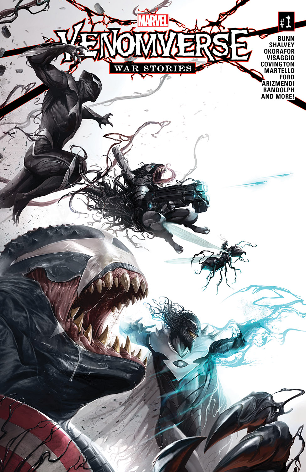 Venomverse: War Stories (2017) #1