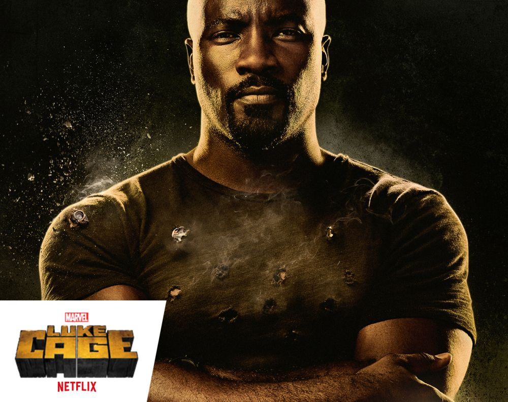 Luke Cage Emmy - Home