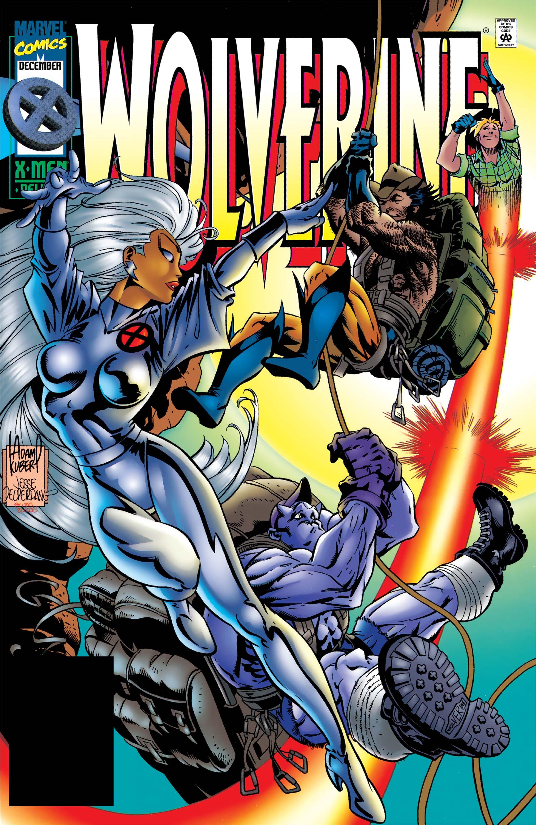 Wolverine (1988) #96