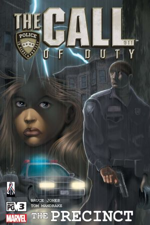 The Call of Duty: The Precinct (2002) #3