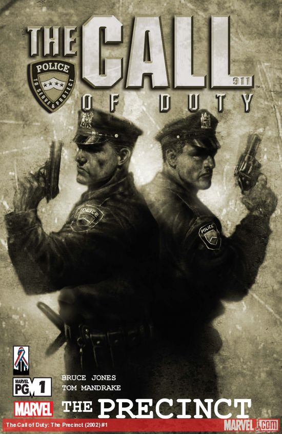 The Call of Duty: The Precinct (2002) #1